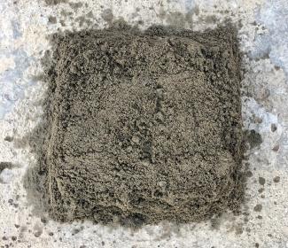 """Gestabiliseerd zand (""""stabilisé"""")"""