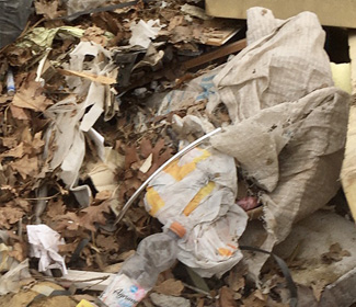 Gemengd afval