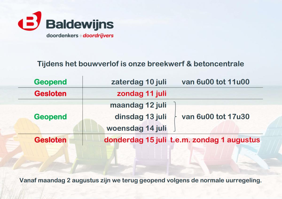 2021 Bouwverlof Baldewijns
